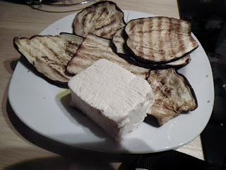 polpette mediorientali melanzane e tofu