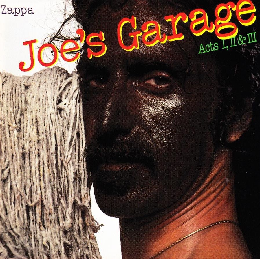 Frank Zappa Happy Birthday with mange_mes_disques: 70s progressive rock (10 ans, 10 albums, liste d)