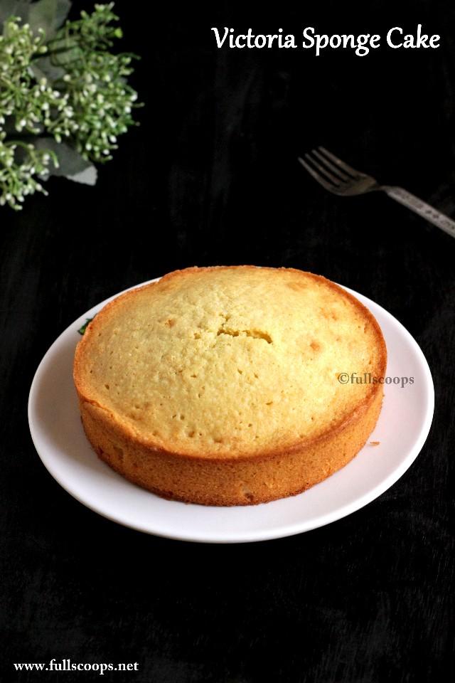 Easy Victoria Sponge Cake Recipes Uk