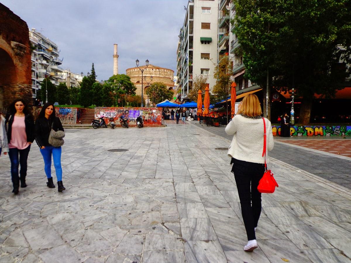 Saloniki-Rotonda
