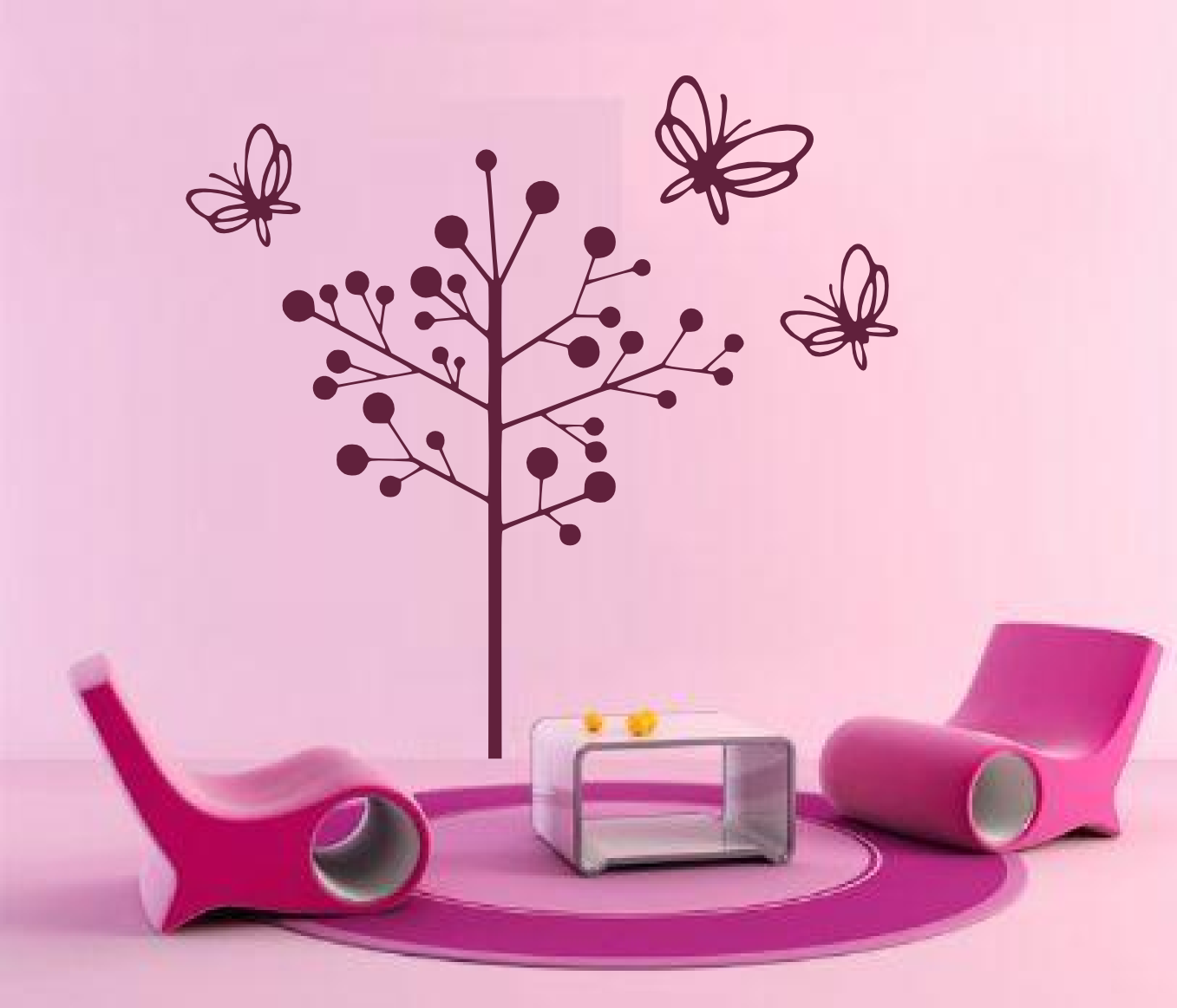 Vinilos decorativos para tu hogar cuartos infantiles for Vinilos decorativos para cuartos