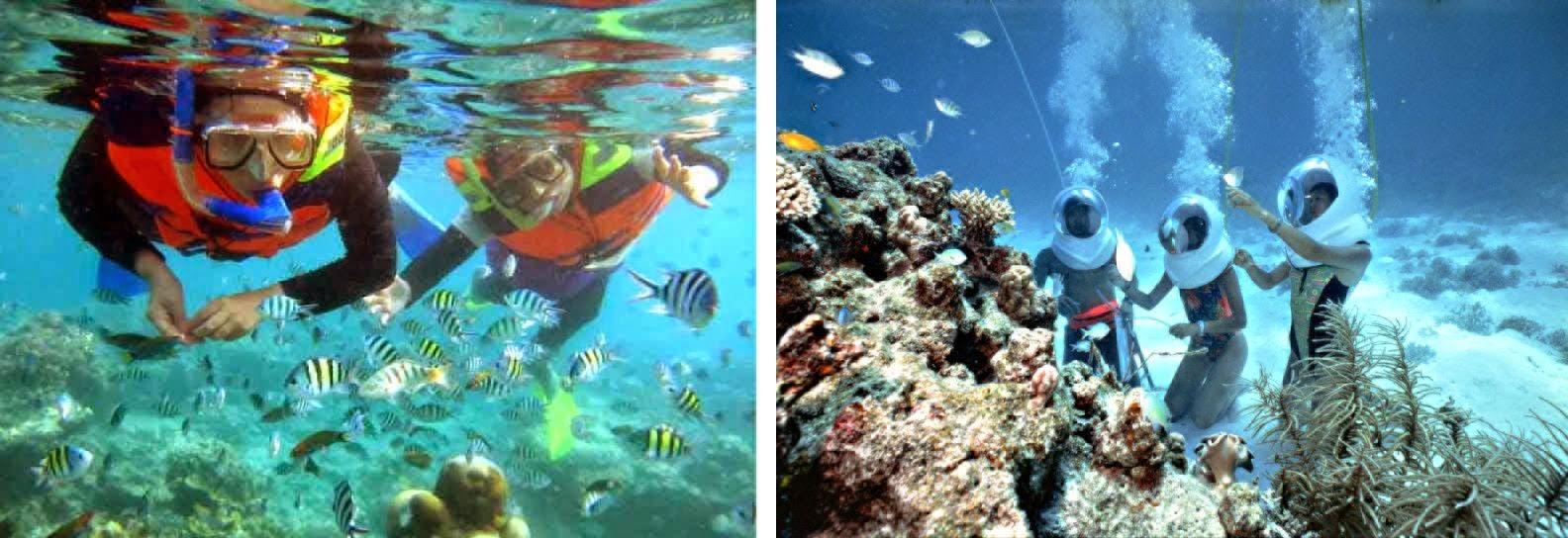 Tempat Wisata Pantai Tanjung Benoa di Bali yang Eksotik