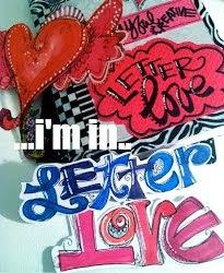 I'm in Letter Love!