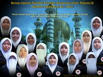 BARISAN PIMPINAN MUSLIMAT PKPMI-CA SESI 2011/2012