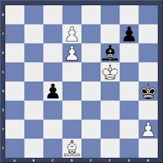 Echecs & Tactique : les Blancs gagnent en 3 coups - Moyen