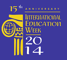 INTERNATIONAL EDUCATION WEEK: NOVEMBER 17-21, 2014 #IEW2014