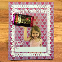 Girls Valentines