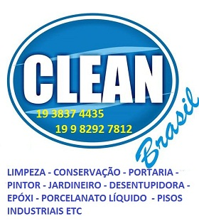 CLEAN BRASIL LIMPEZA PÓS OBRA