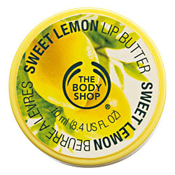 The Body Shop, The Body Shop Lip Butter, The Body Shop Sweet Lemon Lip Butter, The Body Shop lip balm, lip, lips, lip balm, balm, lip butter