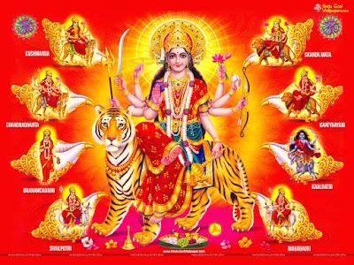 Maa Durga's Mahisasur Mardini Swaroop