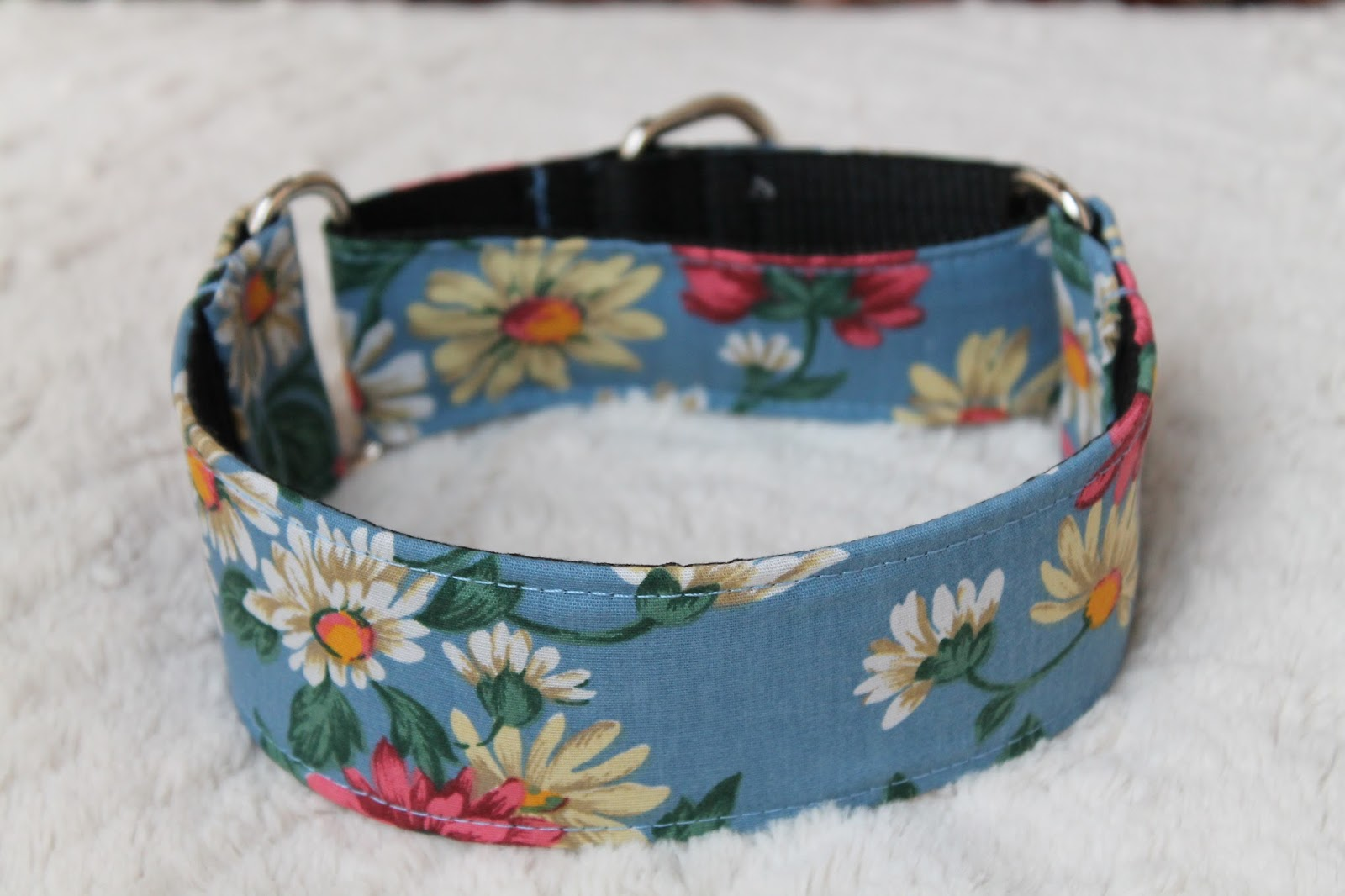 Mis collares martingale for Como hacer un collar para perro