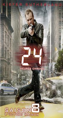 24 Heures Chrono : Saison 8