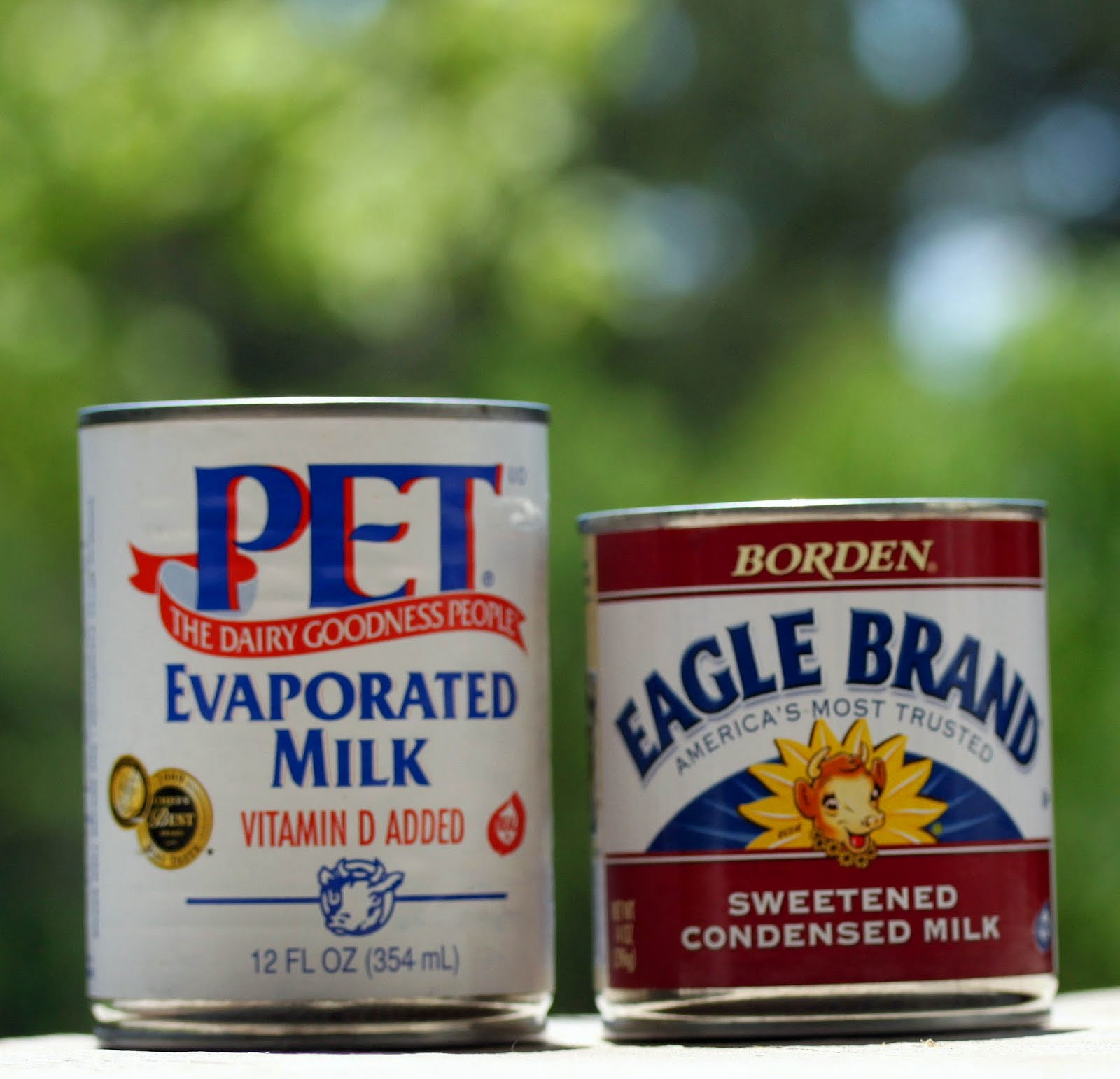 ... 1, 14oz can of sweetened condensed milk