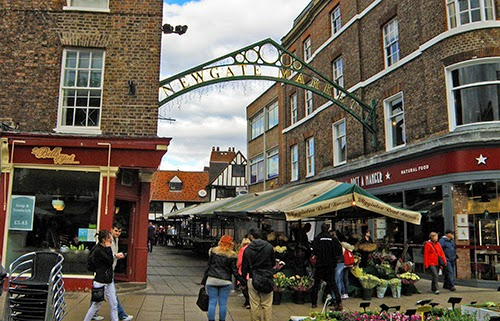 newgate market sign