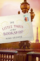 Cover of The Little Paris Bookshop by Nina George