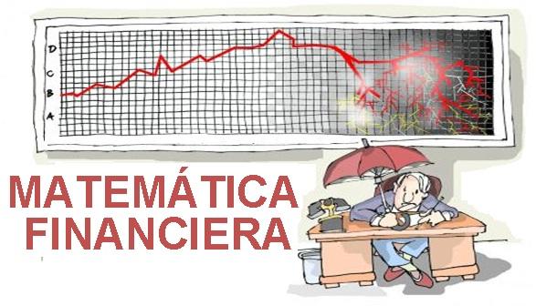 La matemática financiera-teoría y practica