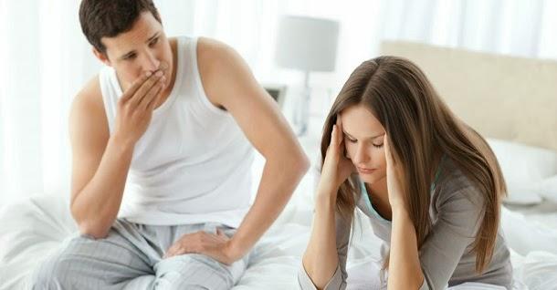 Enxaquecas dolorosas e relações íntimas andam de mãos dadas