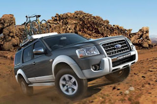 Ford Endeavour  2013