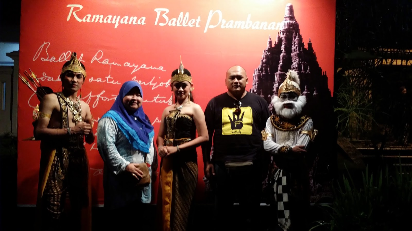 travel indonesia, yogjakarta, ramayana, candi borbudur, kopi luwak, plentong batik, melia hotel & resort spa, yogjakarta travel tours