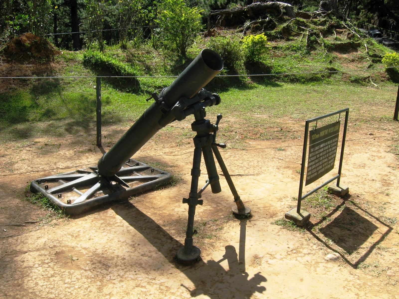 120mm Mortar Ammunition : F y i fire your imagination december