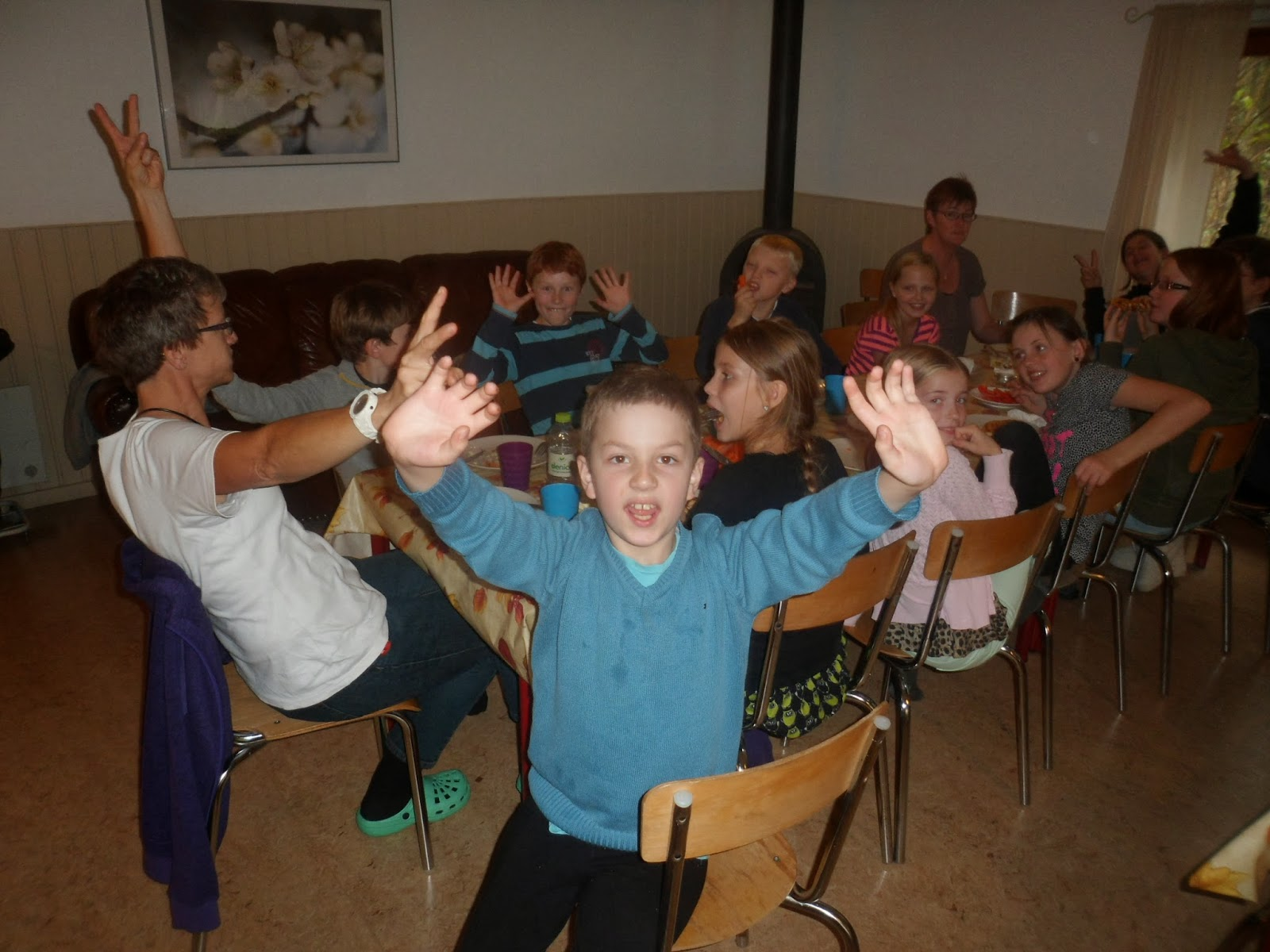 Ådalskolens søskendekursus: december 2013