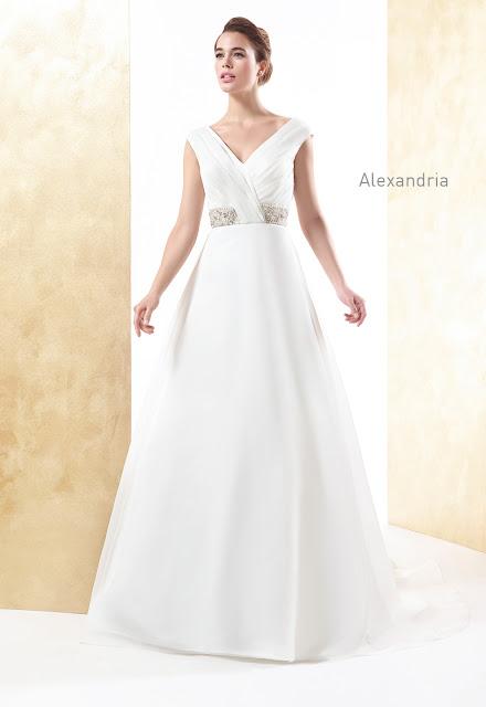 Maravillosos vestidos de novias | Colección  Gema Nicolás
