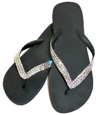 Zapatillas con Cristales Swarovsky