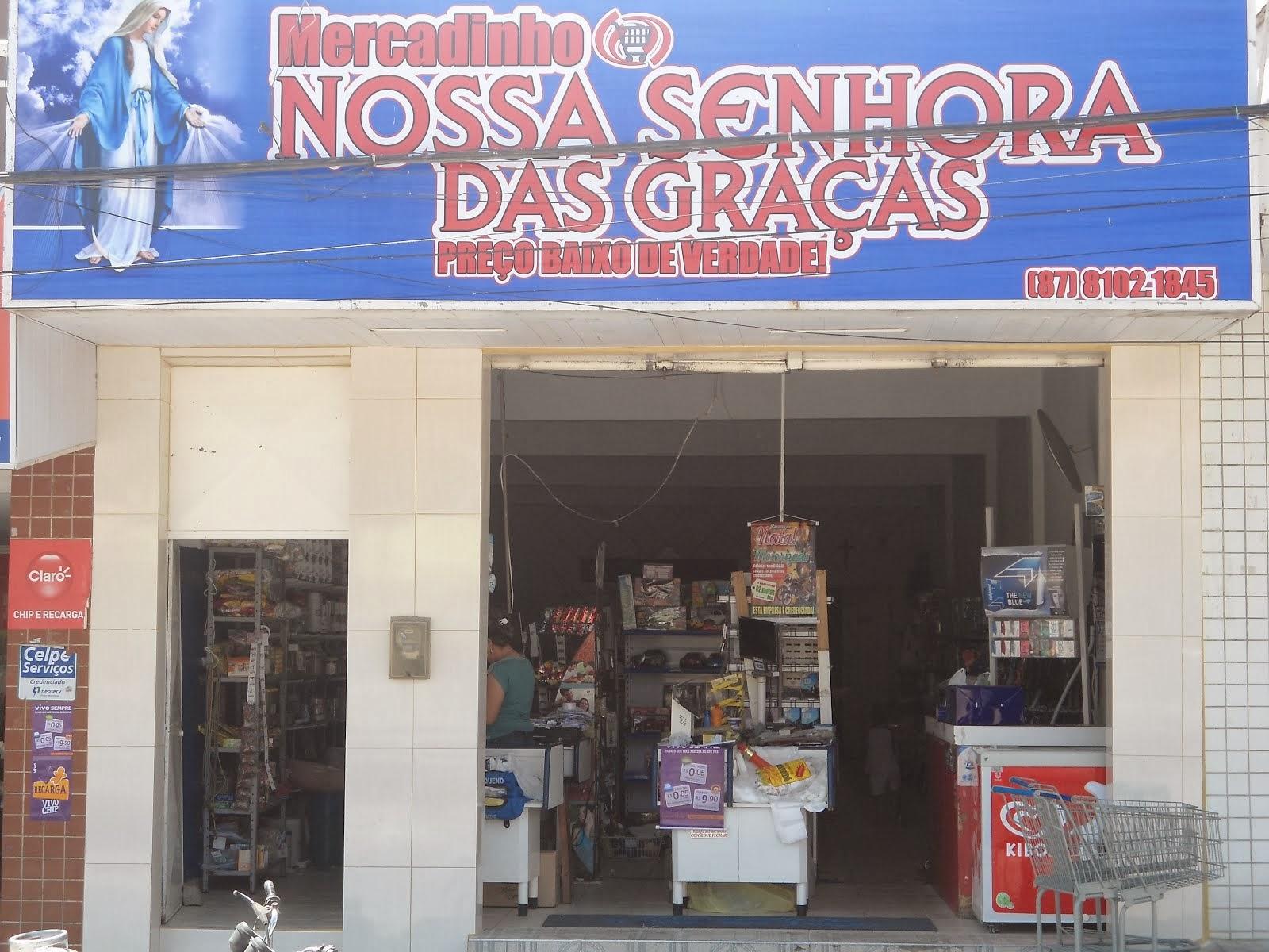 MERCADINHO NOSSA SENHORA DAS GRAÇAS