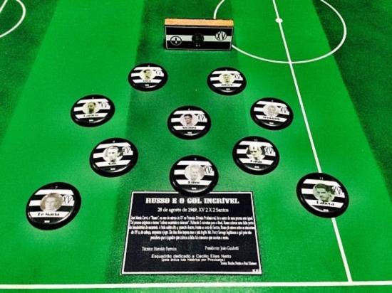 Itens de colecionar contam a histórico do futebol de Piracicaba