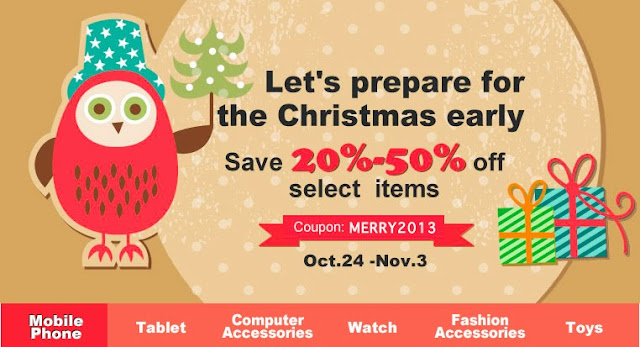 Early CHRISTMAS greetings from PandaWill.com: Save 20% ~ 50% off ...