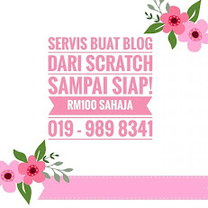 BUAT & EDIT BLOG