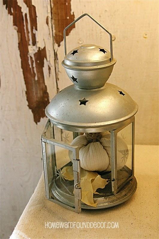 ikea lantern cloche homewardfound decor. Black Bedroom Furniture Sets. Home Design Ideas