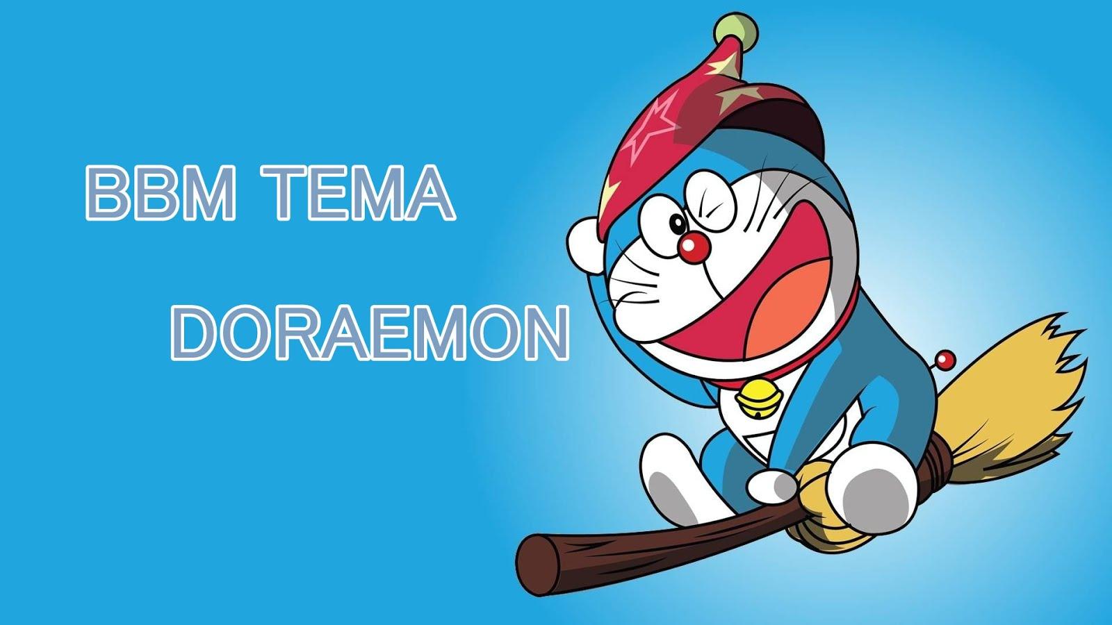 BBM Tema Doraemon