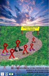 XXV CAMINATA POR LA LUCHA CONTRA EL SIDA