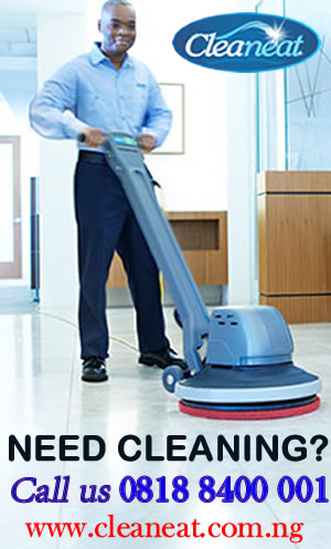 Janitorial Service Lagos
