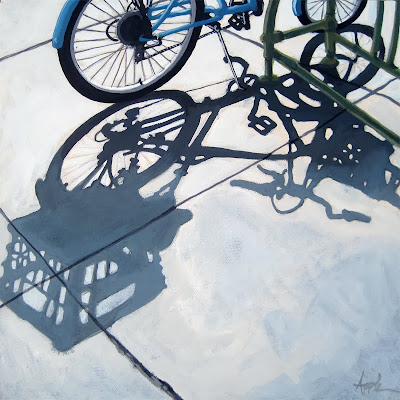 http://www.applearts.com/content/bicycle-shopping-day-cycling-art-city-scene