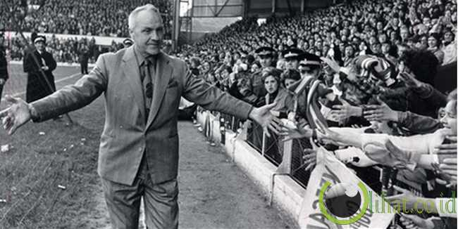 3. Billy Shankly - Liverpool