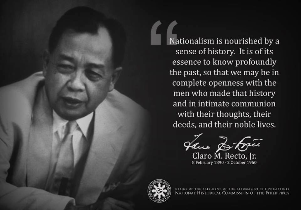 anderson s reading of rizal and philippine nationalism J rizal - free download as ideals of nationalism alongside this work anderson¶s work cry for the education of the entire philippines yet, rizal¶s.