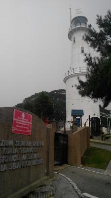 Rumah api Bukit Melawati