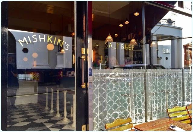 Mishkin's, London