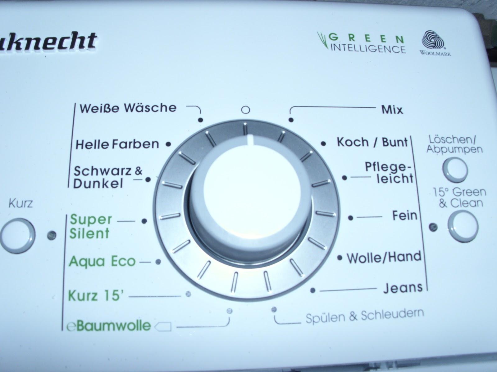bauknecht waschmaschine wat uniq 65 aaa testbericht 1. Black Bedroom Furniture Sets. Home Design Ideas