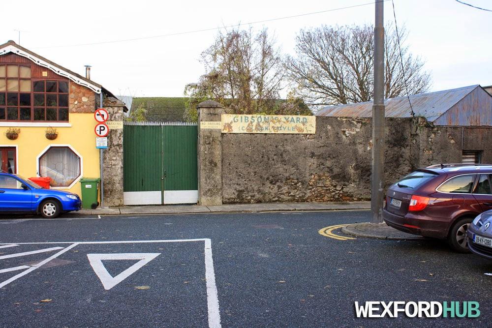 Gibsons Yard, Wexford