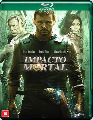 Filme Poster Impacto Mortal BDRip XviD Dual Audio & RMVB Dublado