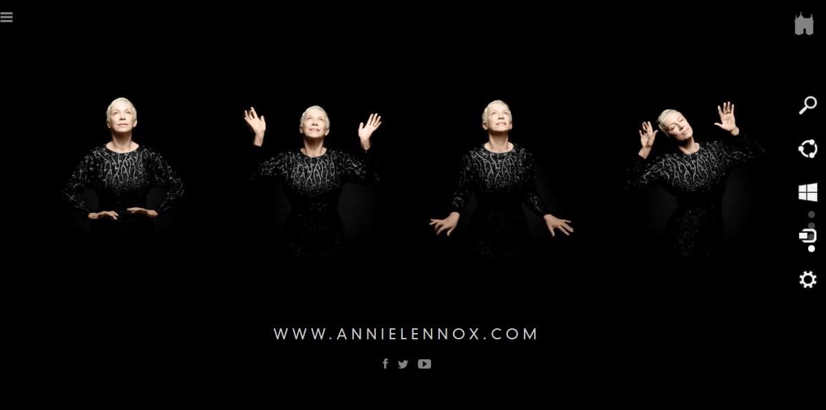 Annie Lennox, Nostalgia