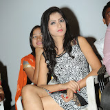 Ruby Parihar Photos in Short Dress at Premalo ABC Movie Audio Launch Function 101