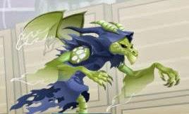 imagen del dragon espectro