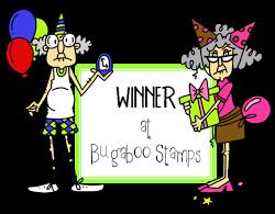 Bugaboo Bingo Winner