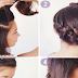 Combo Braid Hairstyle Tutorial