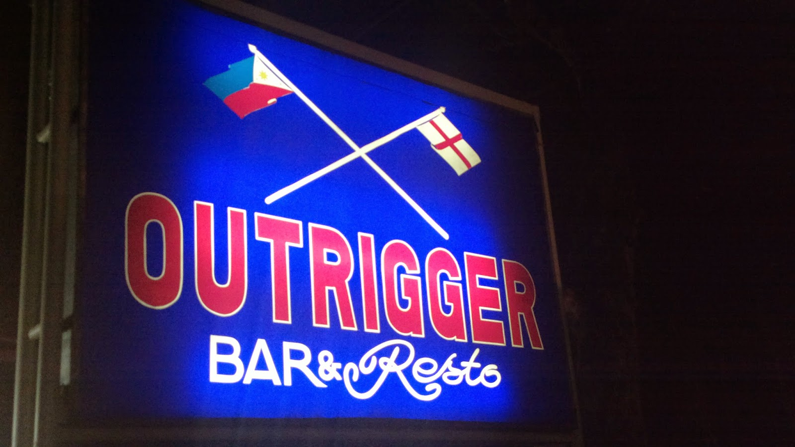 Outrigger Bar and Resto in Antipolo City
