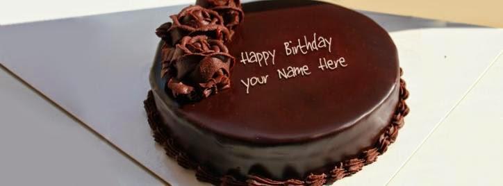 Cake With Name Birthday Wishes : Birthday Wishes For Friends Cake With Name   Birthday Wishes